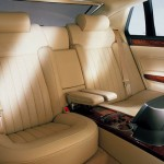 Innenausstattung des VW Phaeton vom Chauffeurservice Dortmund