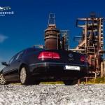 Die Allround Limousine: Der VW Phaeton des Chauffeurservice Dortmund